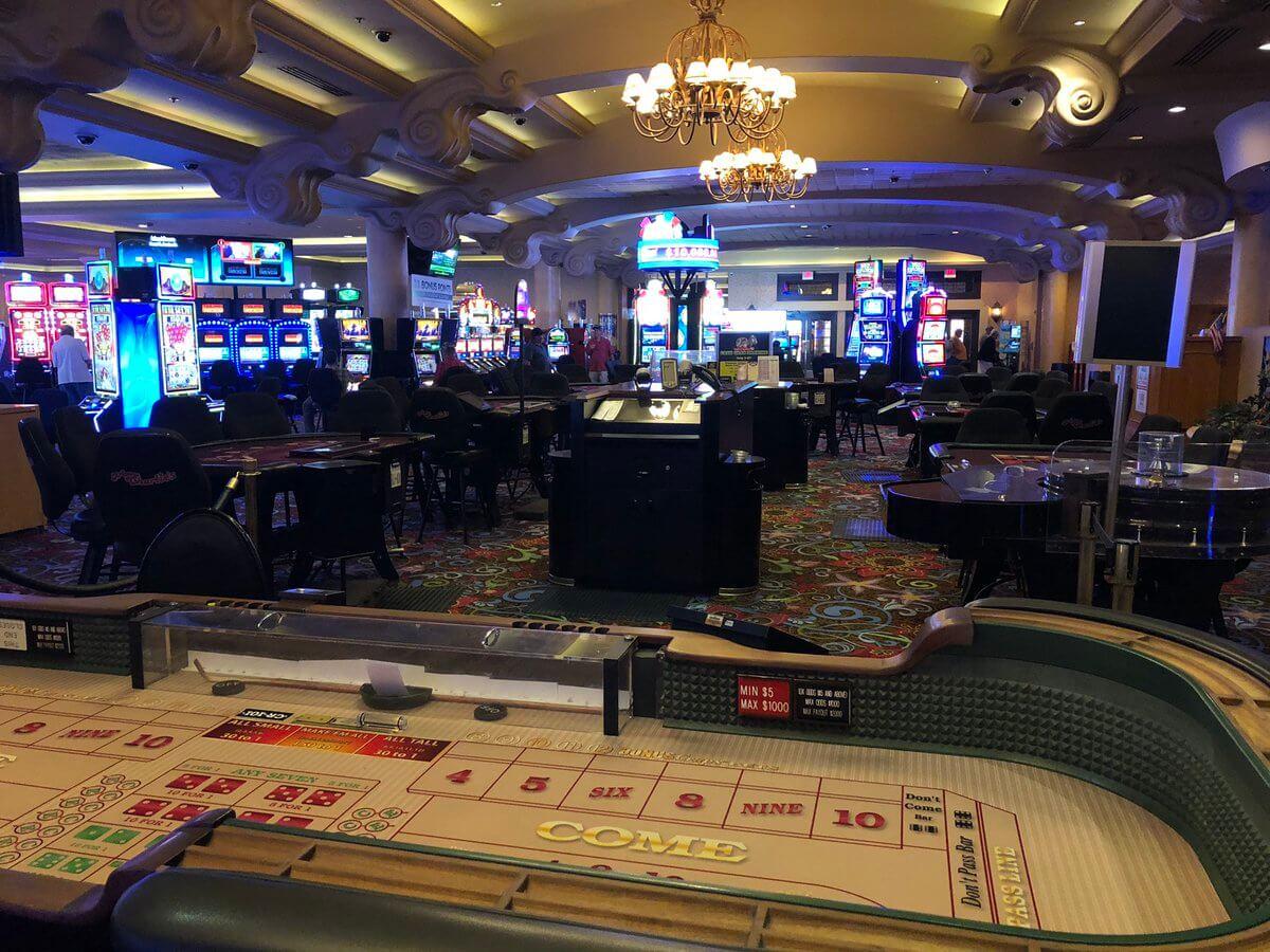 The Casino at Arizona Charlies Boulder