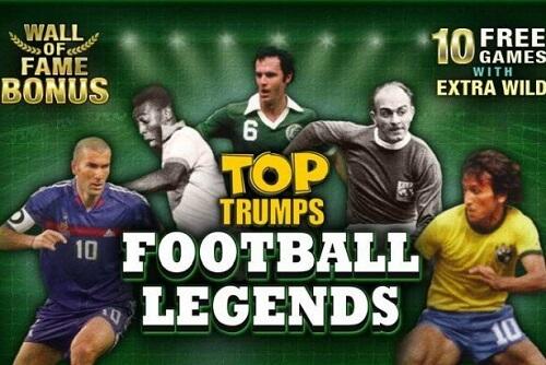 Top Trumps Football Legends Online Slot Guide