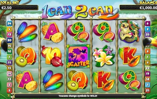 1 Can 2 Can Online Slot Details for Internet Casino Players